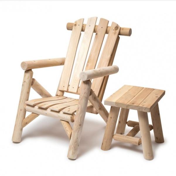 LOG STOL | Praktisk stabelbar stol | Konferencestol