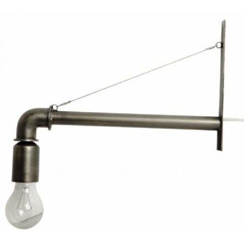 lampe pipe fra house doctor alt for hjemmet. Black Bedroom Furniture Sets. Home Design Ideas